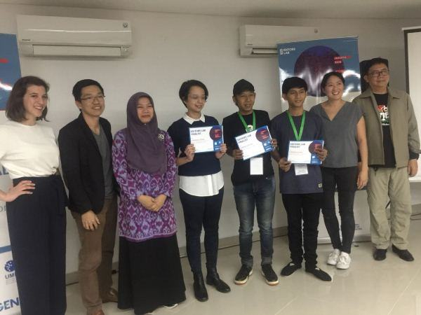 Tempo.co Juara Editors Lab 2018