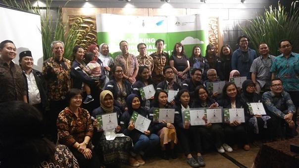 Tafsir Literasi Keuangan dalam Banking Journalist Academy V-2017