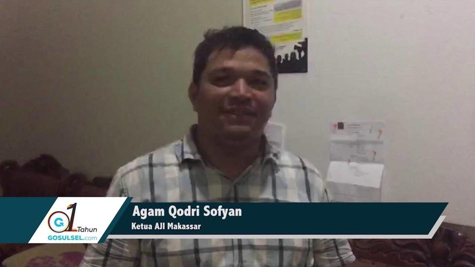 AJI Makassar Protes Larangan Meliput Rekapitulasi Pilkada