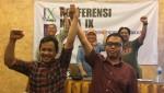 Asnil Bambani dan Afwan Purwanto. Foto Suara.com