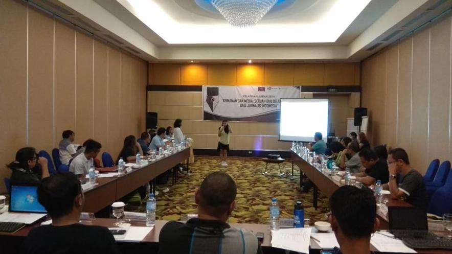 DW Academy-AJI Tingkatkan Kapasitas 25 Jurnalis Dalam Pelatihan Jurnalistik Keberagaman di Manado