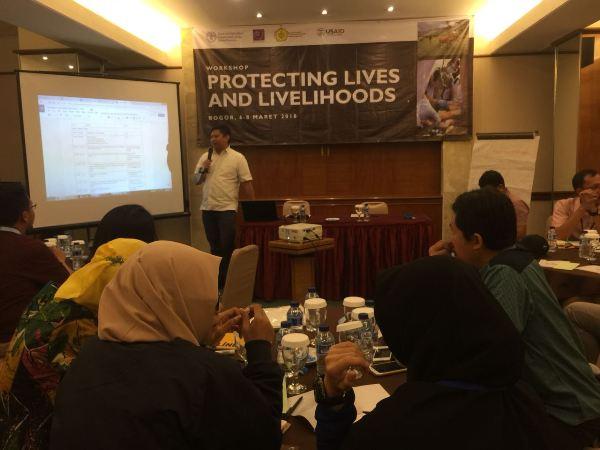 AJI Gelar Lokakarya Penyakit Zoonosis di Bogor