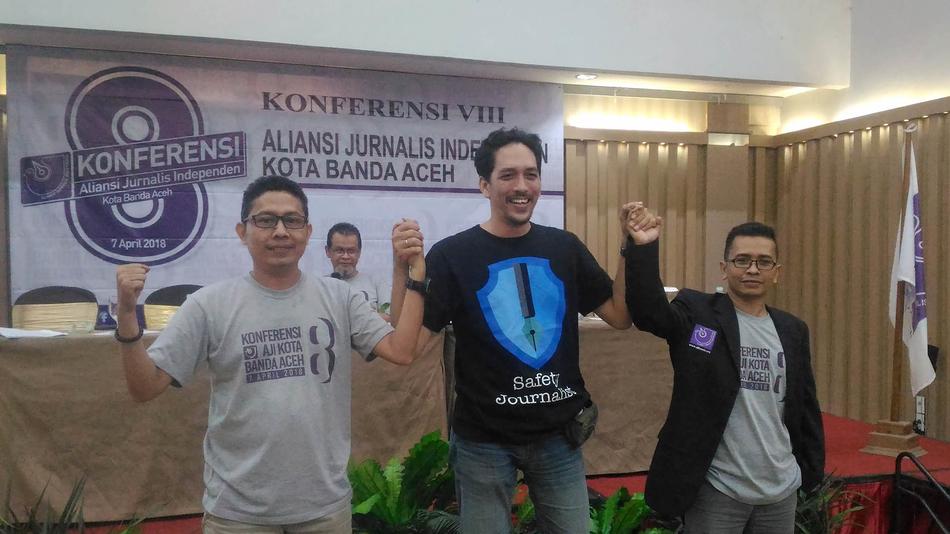 AJI Banda Aceh Kecam Aksi Teror terhadap Modus Aceh