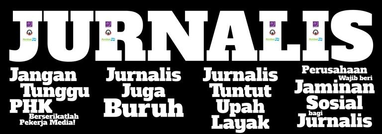 Seruan May Day AJI Indonesia
