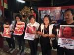 Malam mengenang 10 Tahun Kematian Jurnalis AA Prabangsa, Senin 11/01 (Dok. AJI Denpasar)