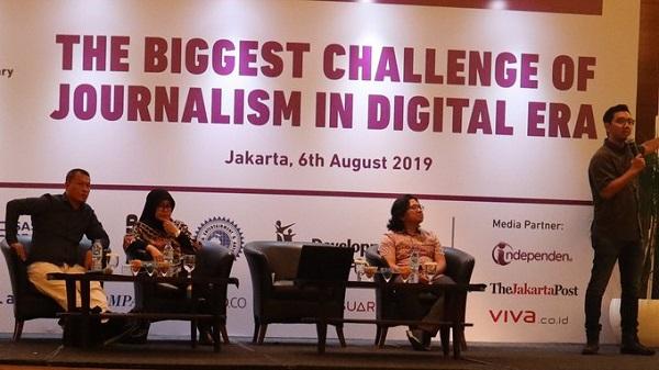 Konferensi Media AJI: Menatap Model Bisnis Media