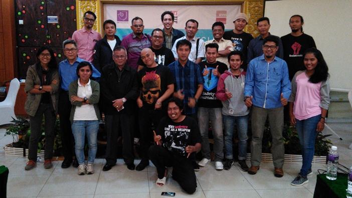 Profesi Penuh Risiko,  AJI Gelar Workshop Safety of Journalist di Batam