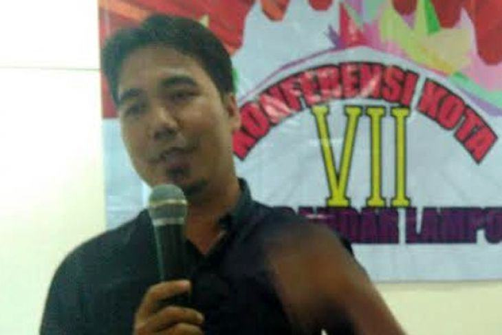 AJI Bandar Lampung Ingatkan Calon Kepala Daerah Jangan Langgar UU Pers