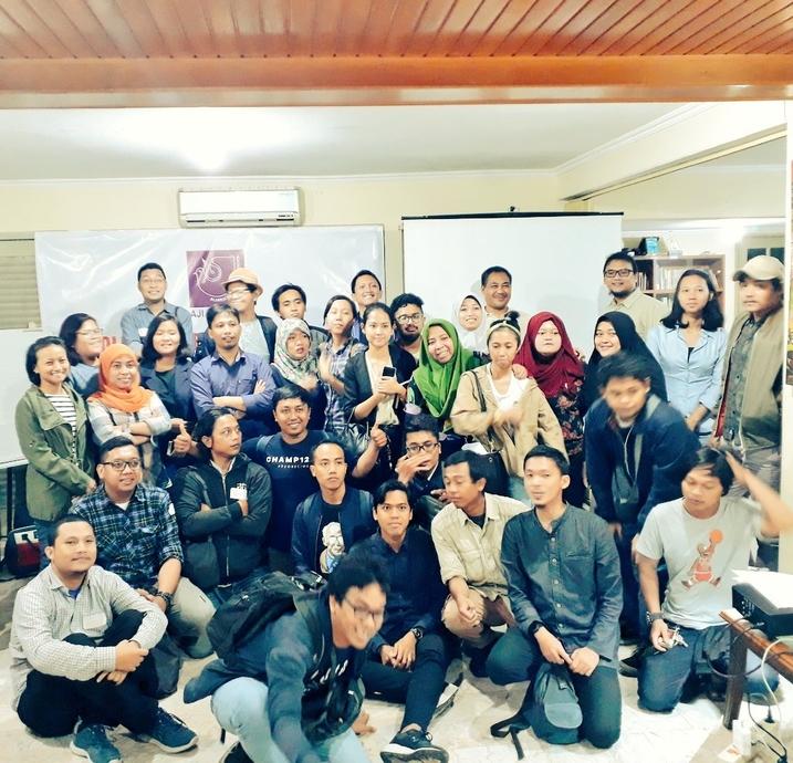 AJI Jakarta Gelar Sekolah Kode Etik untuk 67 Anggota Baru