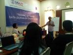 ToT Online Course Data Driven Journalism di Sekretariat AJI Indonesia, Jumat (23/11)