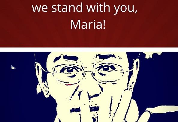 AJI Mengutuk Penangkapan Jurnalis Filipina Maria Ressa