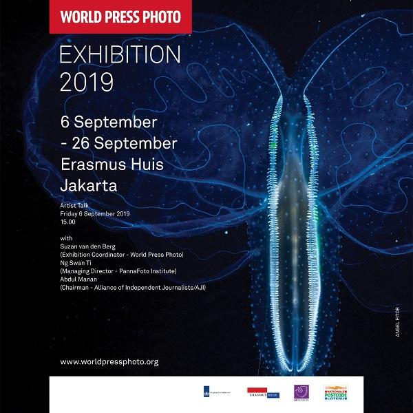 Undangan : Diskusi World Press Photo 2019