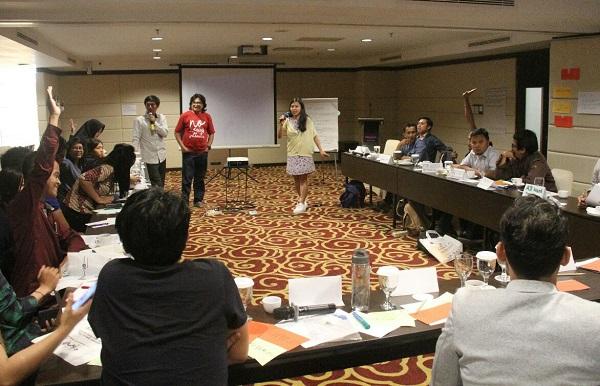 SIARAN PERS: Pontianak awali Pelatihan Keimanan dan Media