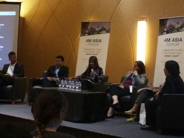 AJI-CFI Gelar Pertemuan Jurnalis Asia Tenggara