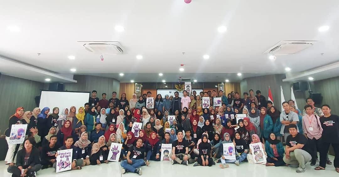 Kegiatan Workshop Hoax Busting and Digital Hygiene bersama PPMI Semarang