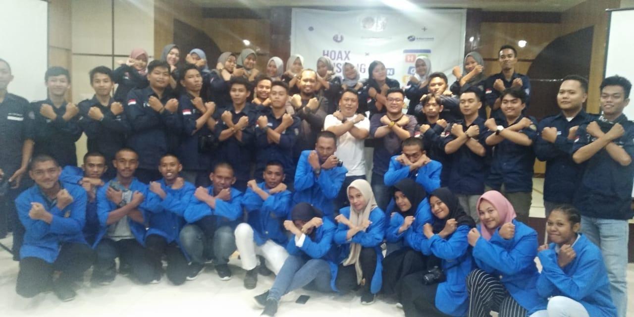 Kegiatan Workshop Hoax Busting and Digital Hygiene di Universitas Muhammadiyah Sorong
