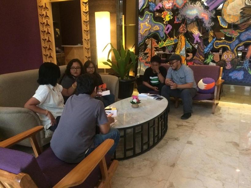 Training Jurnalis dan Keberagaman Agama - DW Akademie di Bandung